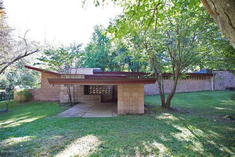 frank lloyd wright 1953 house asks 455k after restoration
