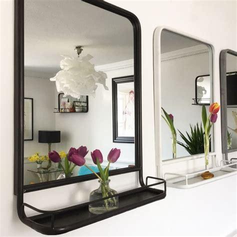 black framed carriage mirror doris in brixham devon