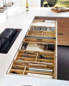 Custom Kitchen Cabinet Drawers 15 Kitchen Drawer Organizers For A Clean And Clutter Free D 233 Cor