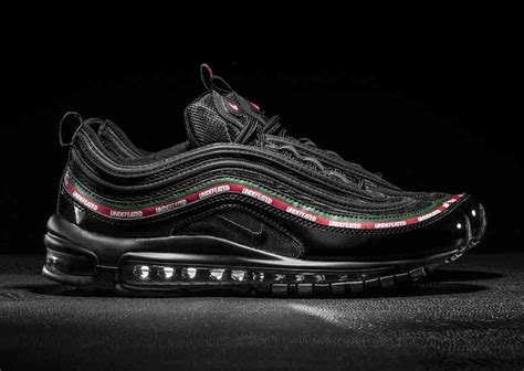 Undftd X Nike Air Max 97 Black nike air max 97 undefeated aj1986 001 sneaker bar detroit