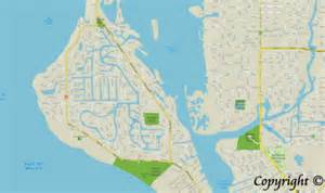 map of siesta key florida maps of sarasota and the siesta key and area