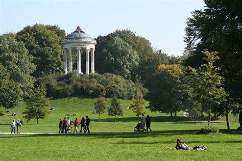Englischer Garten Stuttgart by Parques De Alemania Turismo Org