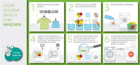 Wie Oft Waschmaschine Reinigen by W 228 Sche Richtig Waschen Forum Waschen