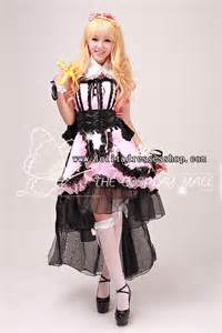 cheap black and pink turndown collar sleeveless high low