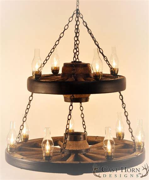 10 ideas about wagon wheel chandelier on