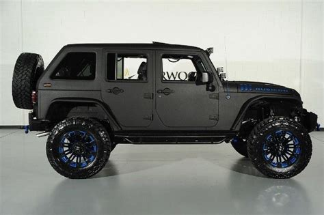Jeep Wrangler Unlimited Rubicon Lift Kit 2015 Jeep Wrangler Unlimited Rubicon Kevlar Paint Lift Kit