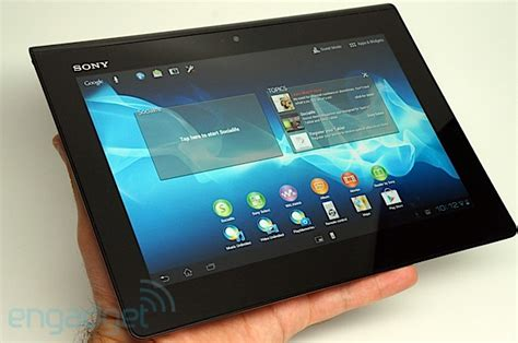 Update Tablet Sony sony xperia tablet s jelly bean update starts tomorrow afternoon