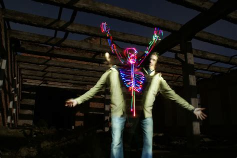 painting with light light painting artist janne parviainen light painting