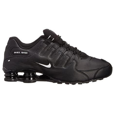 Nike Shock Black nike shox nz black white mens athletic trainers ebay