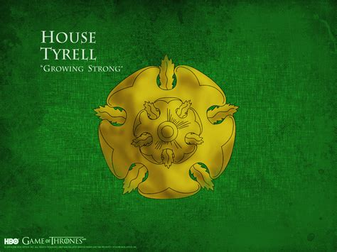 Haus Tyrell by House Tyrell House Tyrell Wallpaper 34178705 Fanpop