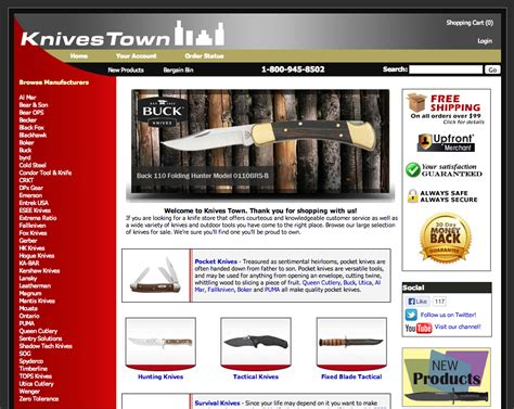 knives town knives town 5 5 by 1 consumers knivestown
