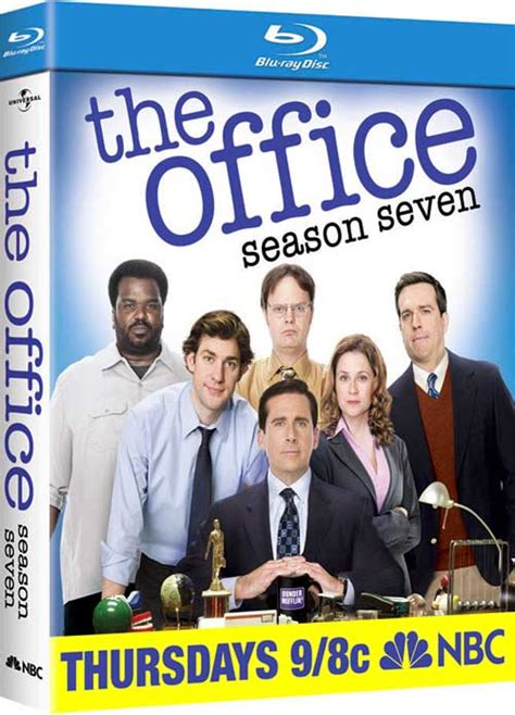 the office dvd news announcement for the office season