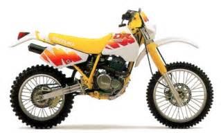 1991 Suzuki Dr350s Suzuki Dr350 Model History