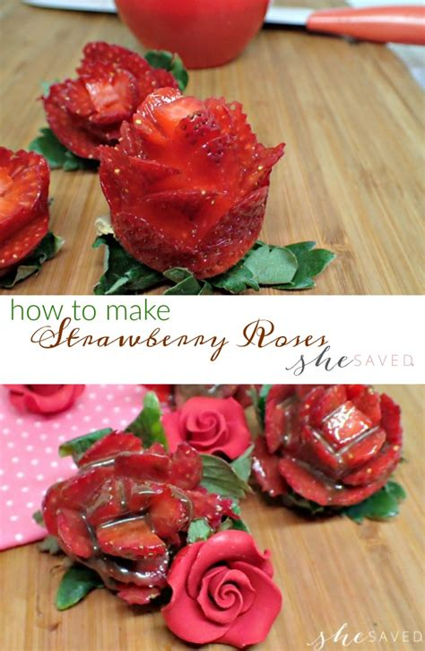 Chocolate Covered Strawberry Minus The Calories by Chocolate Covered Strawberry Roses Shesaved 174