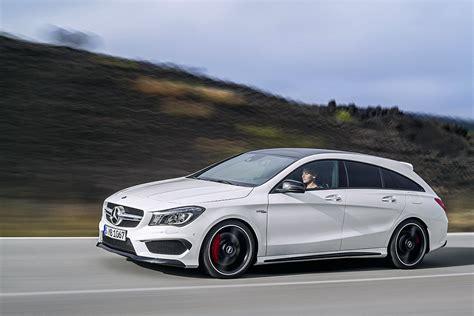 Auto Bild 45 by Mercedes 45 Amg Shooting Brake Bilder Autobild De