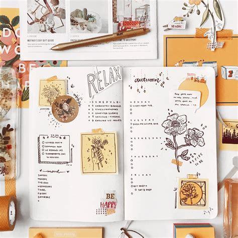 tumblr themes diary style bullet journal