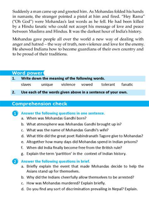 biography of mahatma gandhi for class 5 literature grade 6 biographies mahatma gandhi 5