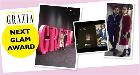 Glam Network Awards Ebeautydaily The by Grazia Next Glam Award 2015 Grazia India