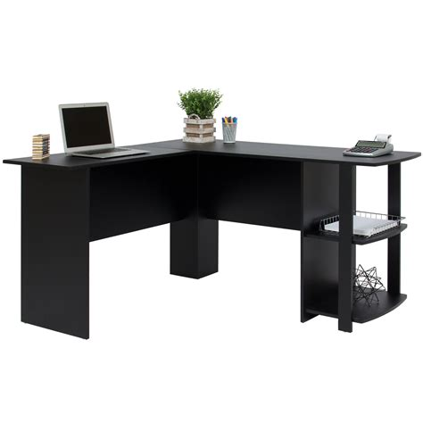 Office Furniture L Desk by Best Choice Products L Shaped Corner Computer Office Desk