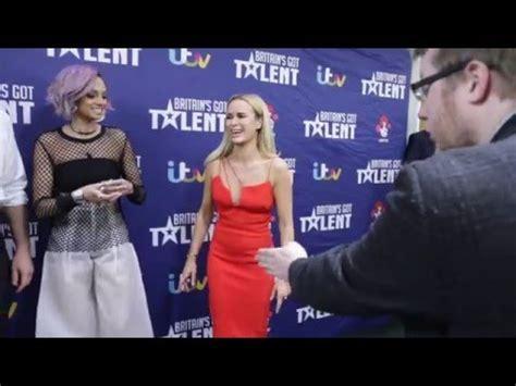 britains got talent 2009 fatal accident while audition 3 amanda holden legs doovi