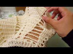 blusa en crochet ganchillo en punto relieve espiral 1000 images about blusas en crochet on pinterest