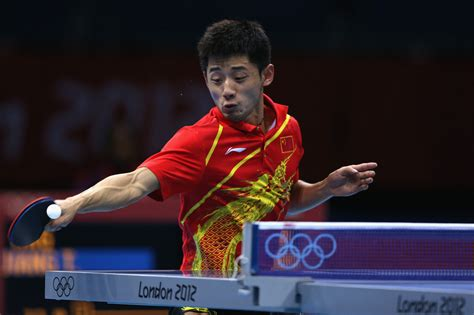 Olympic Table Tennis by Zhang Jike Photos Photos Olympics Day 5 Table Tennis