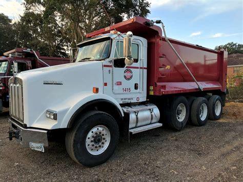 2011 kenworth trucks for 2011 kenworth dump trucks for sale used trucks on