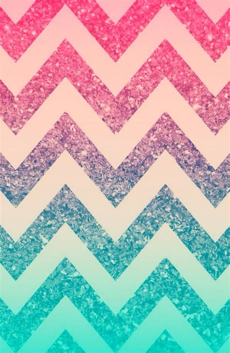pink ombre pattern ombr 233 sparkle chevron wallpaper created by sydney cook
