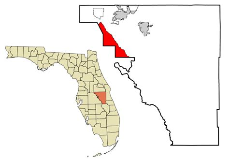 Osceola County Florida Records File Osceola County Florida Incorporated And Unincorporated Areas Poinciana