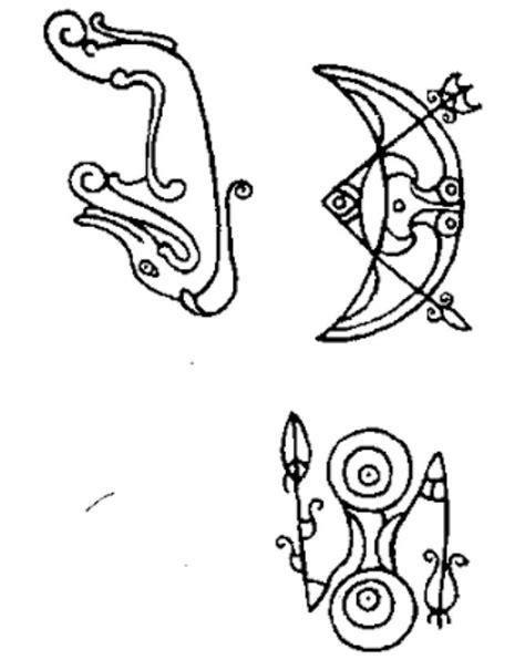 pictish tattoo designs pictish symbols pictish symbols symbols