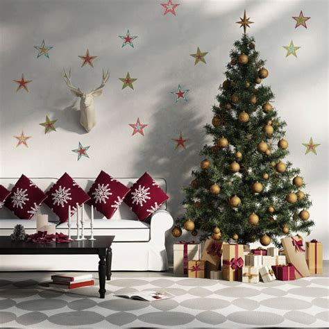 homemakers guide  welcoming christmas   living