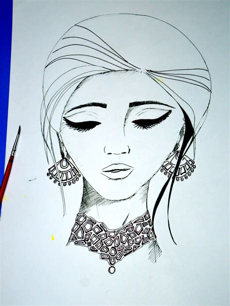 K Sketches by Traditional Jewellery Wardrobe