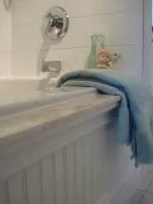 beadboard tub surround houzz