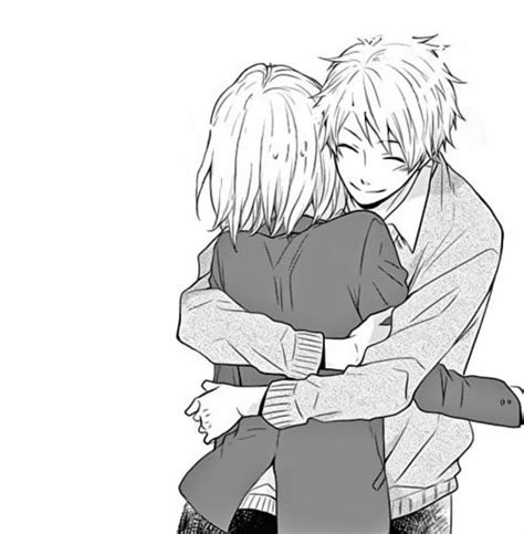 Anime Hug by The 25 Best Anime Couples Hugging Ideas On