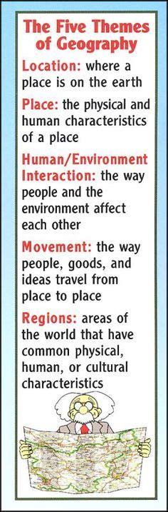 5 themes of geography michigan mapa de latinoam 233 rica tips pinterest mapas espa 241 ol