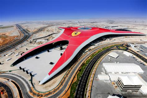 theme park news ferrari to build new theme park in valencia autoevolution