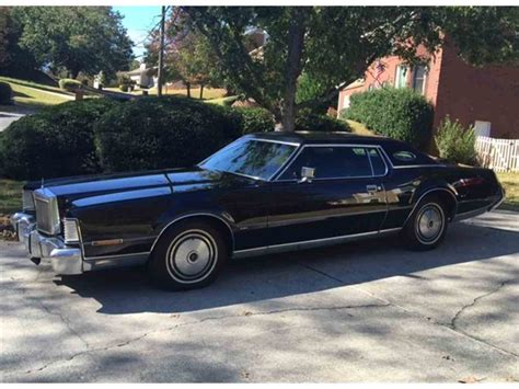 1973 lincoln continental iv for sale classiccars