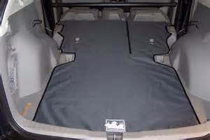 Honda Cr V Pet Cargo Liner Canvasback Cargo Liner For The Honda Crv From Wooska