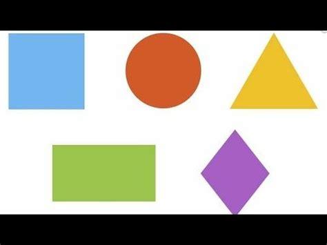 figuras geometricas kinder las figuras geom 233 tricas en espa 241 ol videos educativos