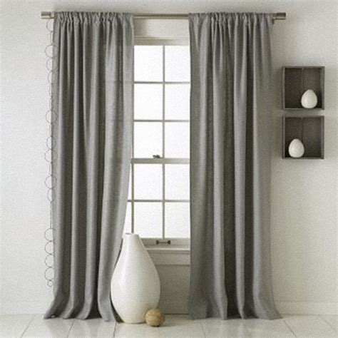 Curtains For Grey Walls | 50 shades of grey curtains