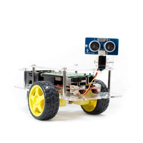 Go Robot Car gopigo starter kit the raspberry pi robot car