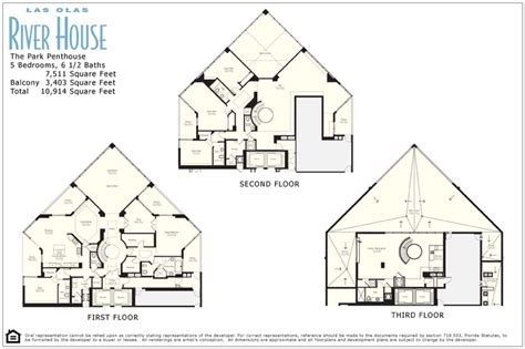 las olas river house floor plans las olas river house las olas river house condo