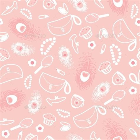seamless pattern software free 30 girly backgrounds free eps jpeg format download