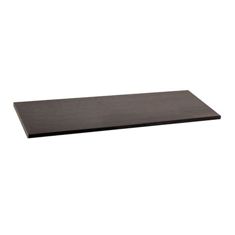 freedomrail 12 inch solid shelf midnight live in