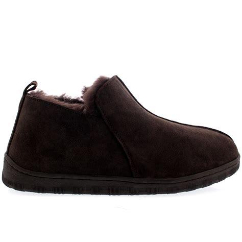 mens sheepskin lined boots mens australian sheepskin genuine fur lined boot rubber