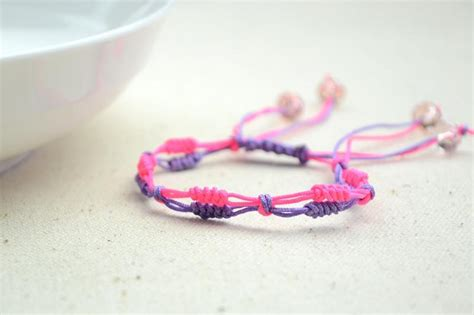 you to see easy friendship bracelet with snake knot