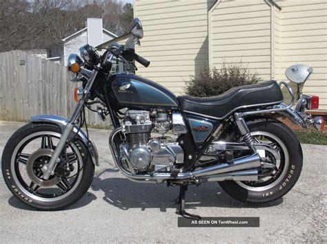 custom honda 1981 honda cb650 custom