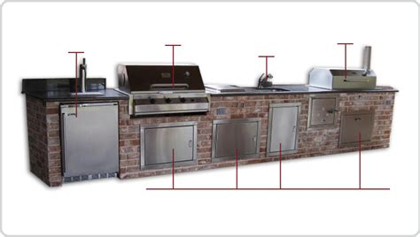 Outdoor Kitchen Equipment by Pit Crafters Outdoor Kitchens And Equipment