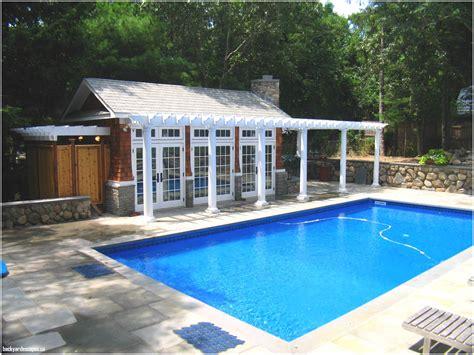 backyard escapes pools beautiful pool cabana design ideas backyard escapes