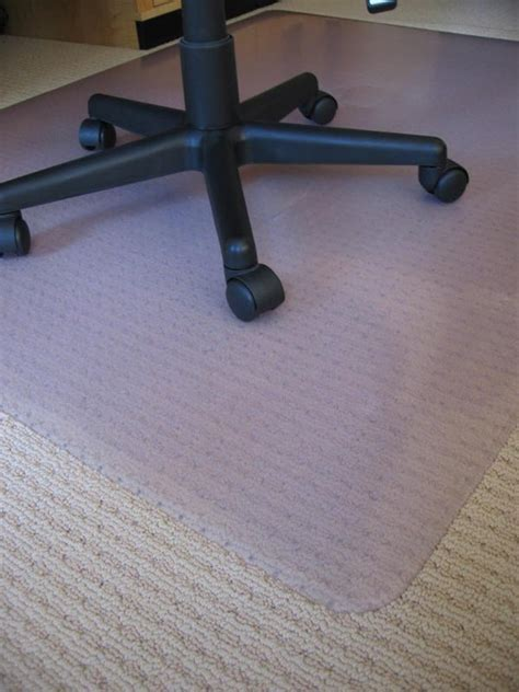 Chair Mats are Desk Mats / Office Floor Mats by American